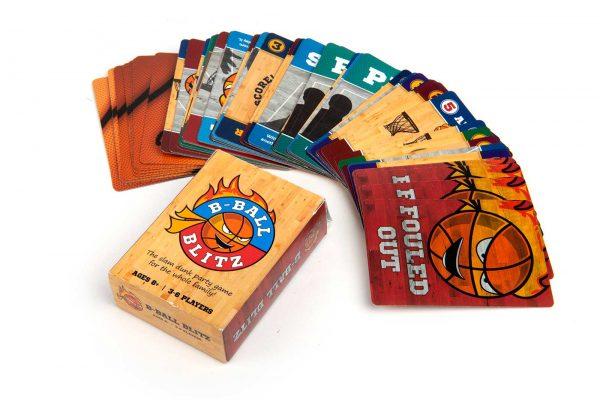 B-ball Blitz Card Game