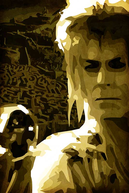 Labyrinth Poster - Jareth
