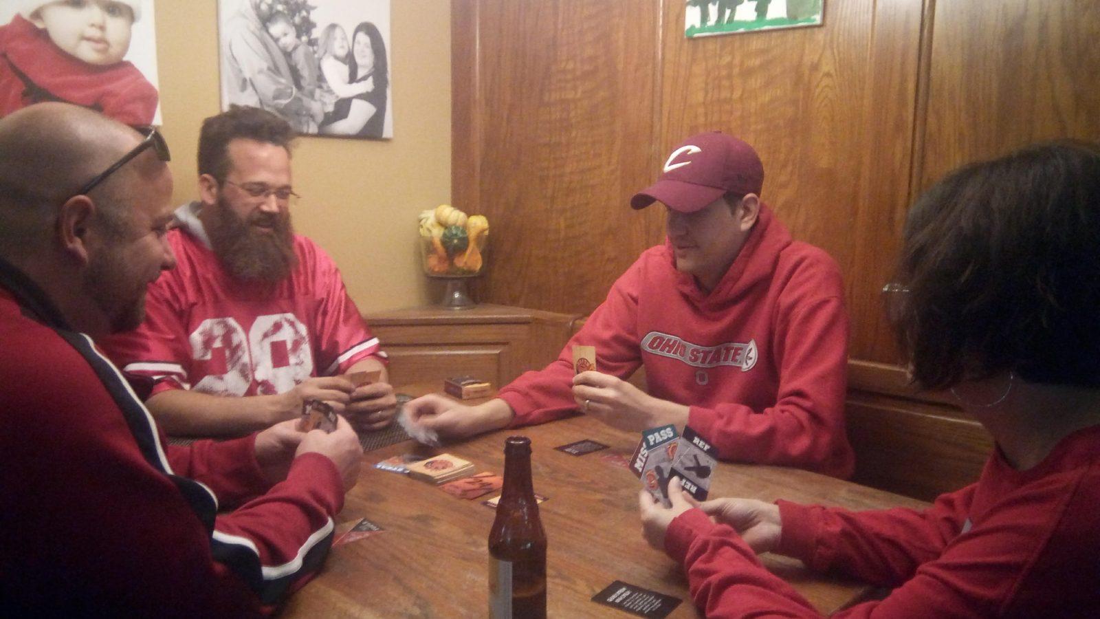 B-Ball Blitz Party Card Game