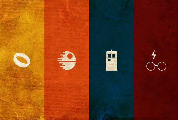Geek Poster, Nerdy Artwork