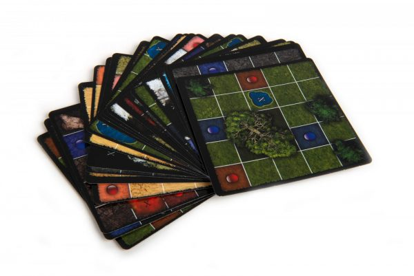Time's End Game Board Game Spirit Cards Terrain Cards