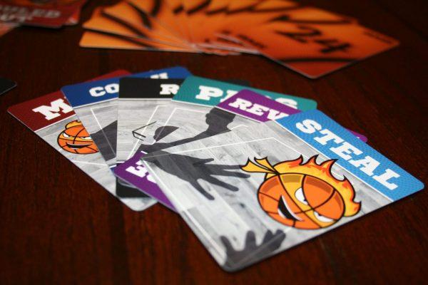 B-Ball Blitz Action Cards