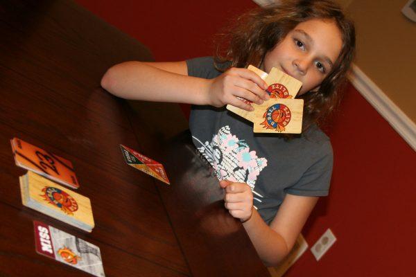B-Ball Blitz Card Game for Kids